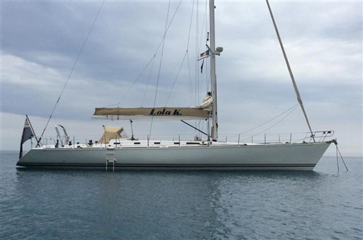 Vr Yachts Vallicelli 65'