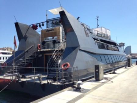 Cantieri Navali Vittoria Trimaran