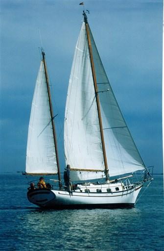 Chung Hwa Boat Taiwan Ketch 36