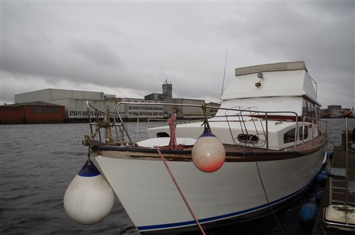 Motoryacht Lütje-werftbau