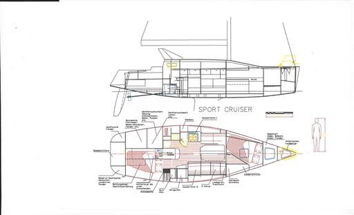 Hechtschip Layout
