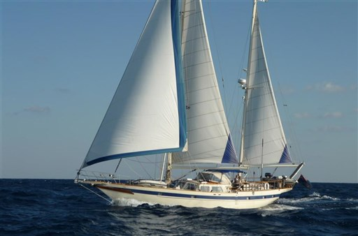 Conyer Marine Bay Class 64 Ketch