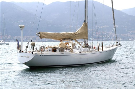 Cuthbertson And Cassian 20m Maxi Racer One Off