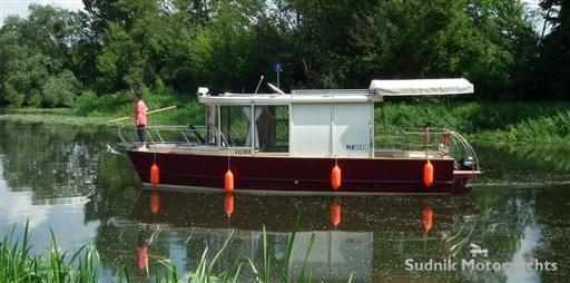 Hausboot SM 30 msp-398859 (22)
