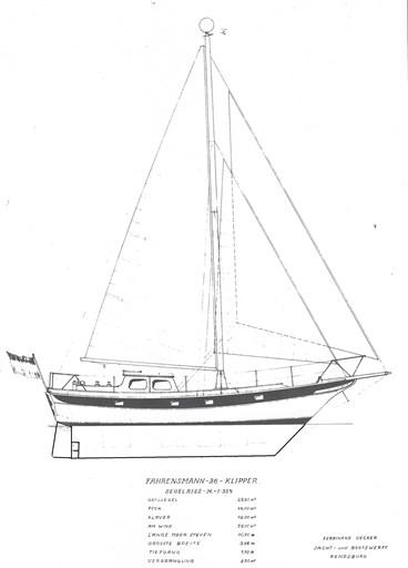 Fahrensmann 36 Schnitt