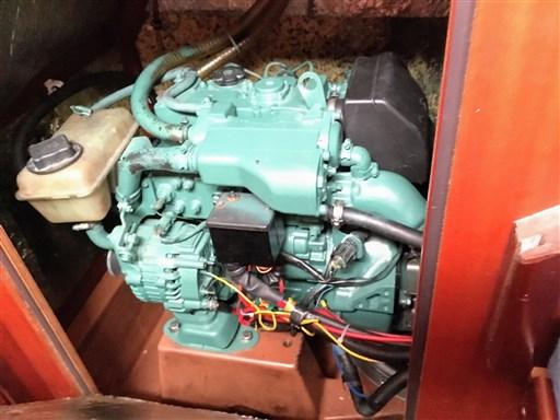 THETIS overhauled engine 2021