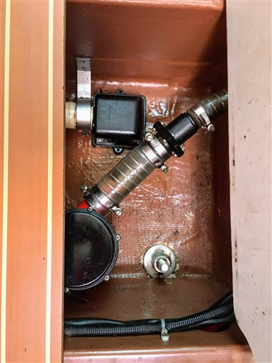 THETIS bilge pump