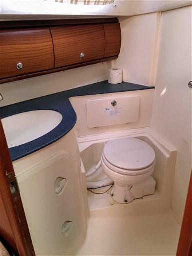 THETIS electric toilet