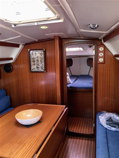 THETIS front cabin