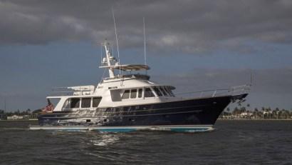 C.w. Paine Yacht Chuck Paine 66