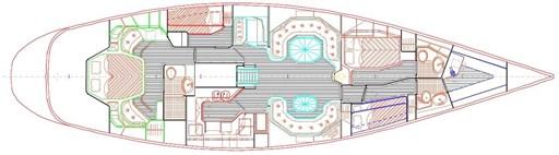 Baltic 64 layout