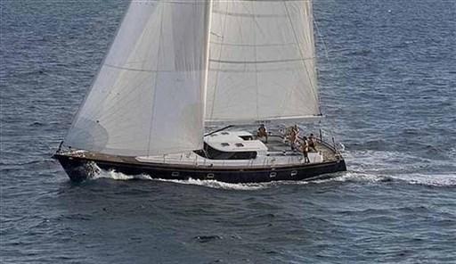 Aluminium & Steel Boats (australia) Pty. Ltd Mainsail Pilothouse Sloop 618