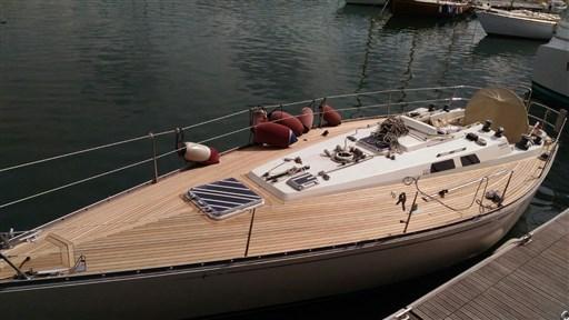 Baltic Yachts Baltic 39