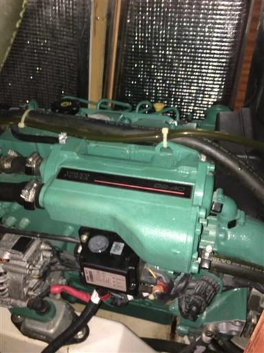 Dehler 41 Gebrauchtschiff - Motor Volvo D2-40