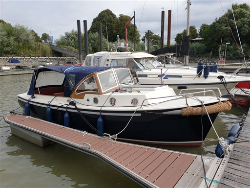 Onj Motor Launches & Workboats Onj Werkboot 760