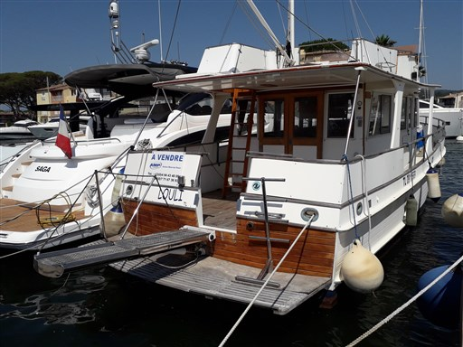 American Marine Grand Banks 42 Europa