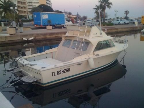 Riva 25 Sport Fisherman