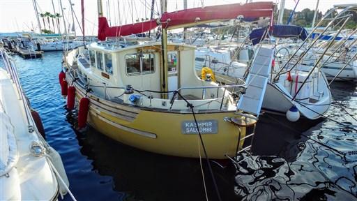 Fairways Marine Fisher 37