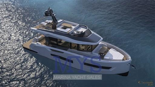 Cayman Navetta N580 New