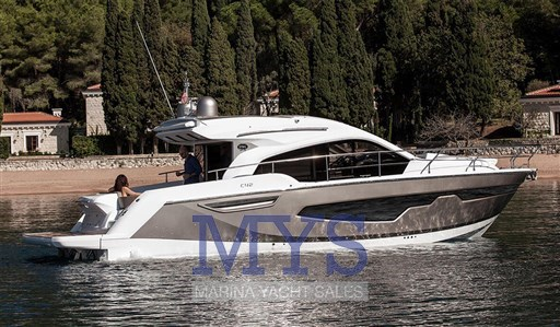 Sessa Marine C42 New
