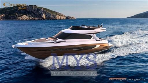 Cayman S580 New