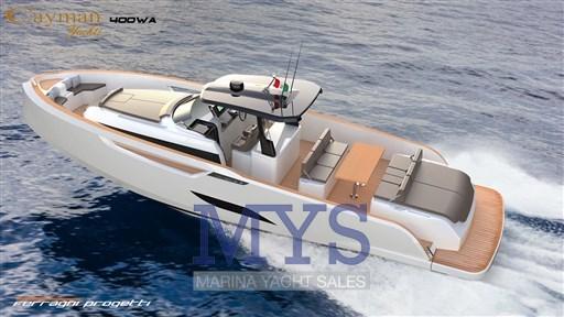 Cayman 400wa New