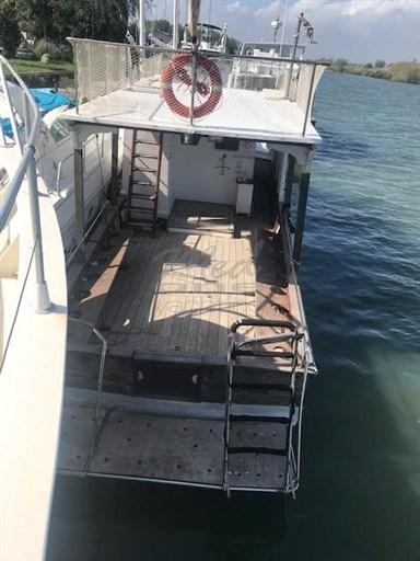 Cantieri Ferro Dante Barca Per Subacquea
