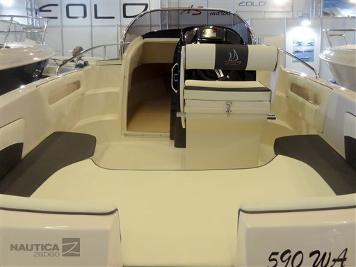 AS Marine As 590 Wa Package Senza Patente