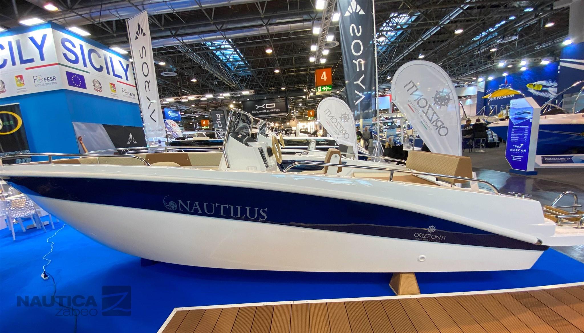 Orizzonti Nautilus 670