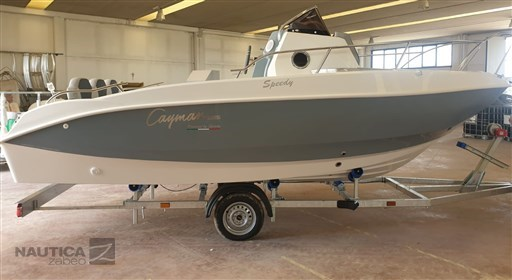 Speedy Cayman 585 Wa