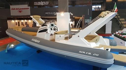 Salpa Soleil 28