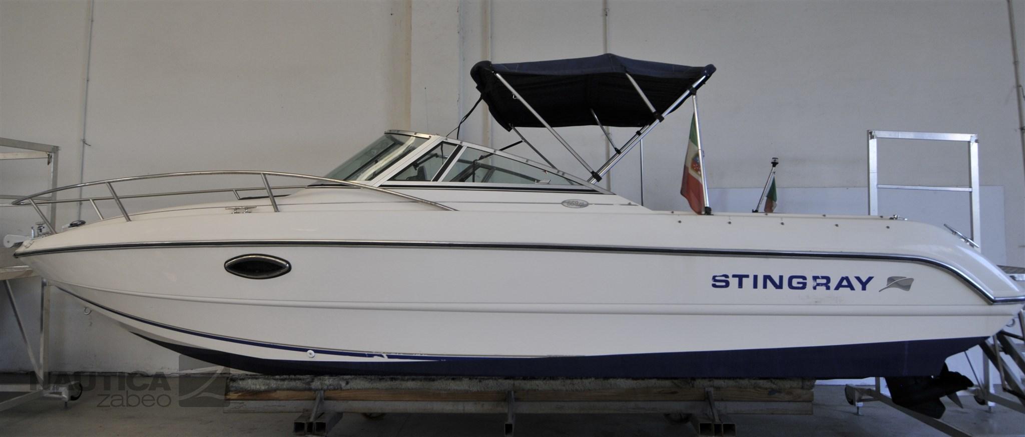 Stingray 659 Subito - 01