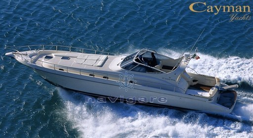 Cayman 55 W.a. ( Hard Top )
