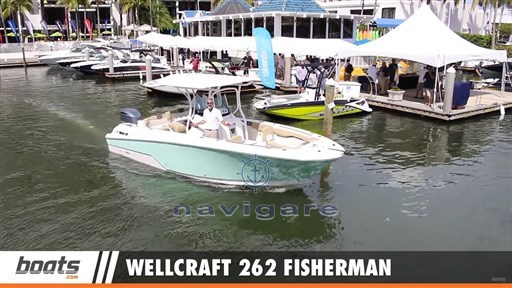 wellcraft 262..