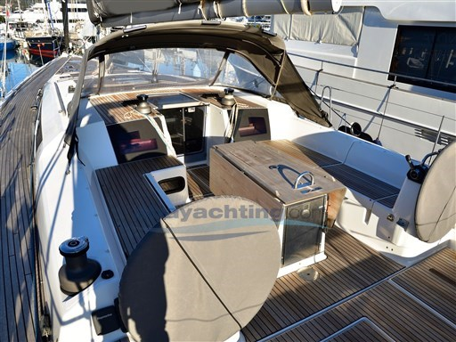 Abayachting Dufour 560Grand Large 560 GL 9