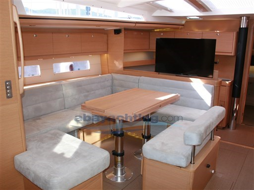Abayachting Dufour 560GL Grand Large 10
