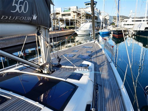 Abayachting Dufour 560Grand Large 560 GL 12
