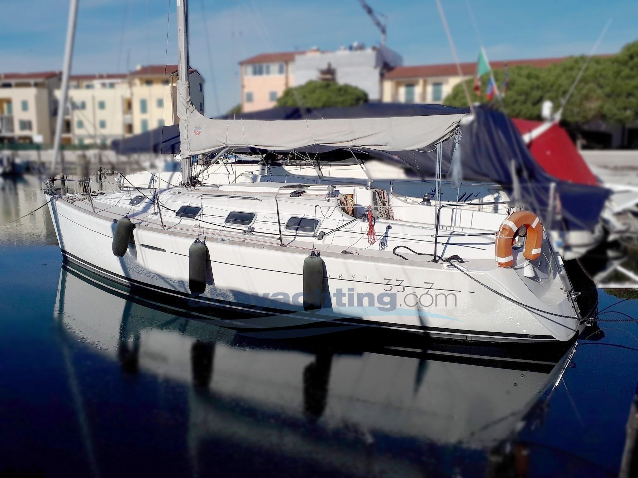 Abayachting Beneteau First 33.7 usata-used 1