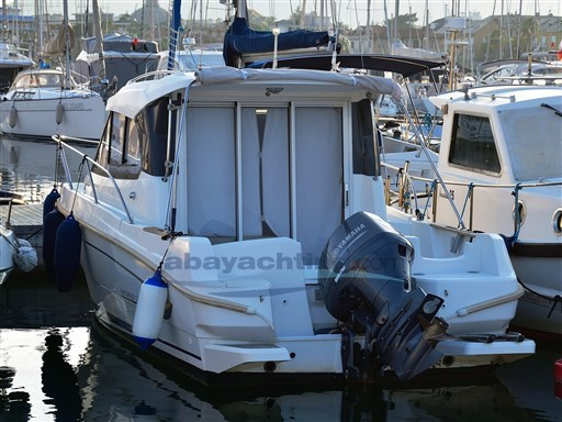 Abayachting Beneteau Antares 7.80 usato-second hand 6