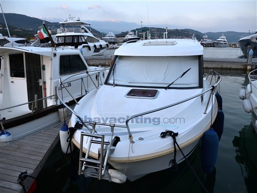 Abayachting Beneteau Antares 7.80 usato-second hand 3