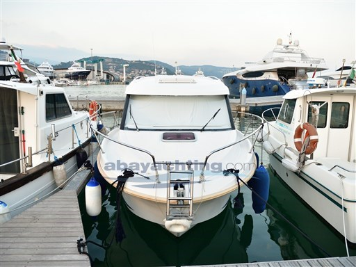 Abayachting Beneteau Antares 7.80 usato-second hand 4
