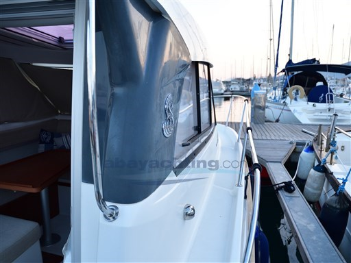 Abayachting Beneteau Antares 7.80 usato-second hand 7