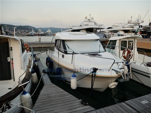 Abayachting Beneteau Antares 7.80 usato-second hand 1
