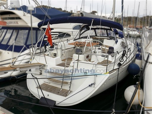 Abayachting Jeanneau Sun Odyssey 50ds usato-second hand 2