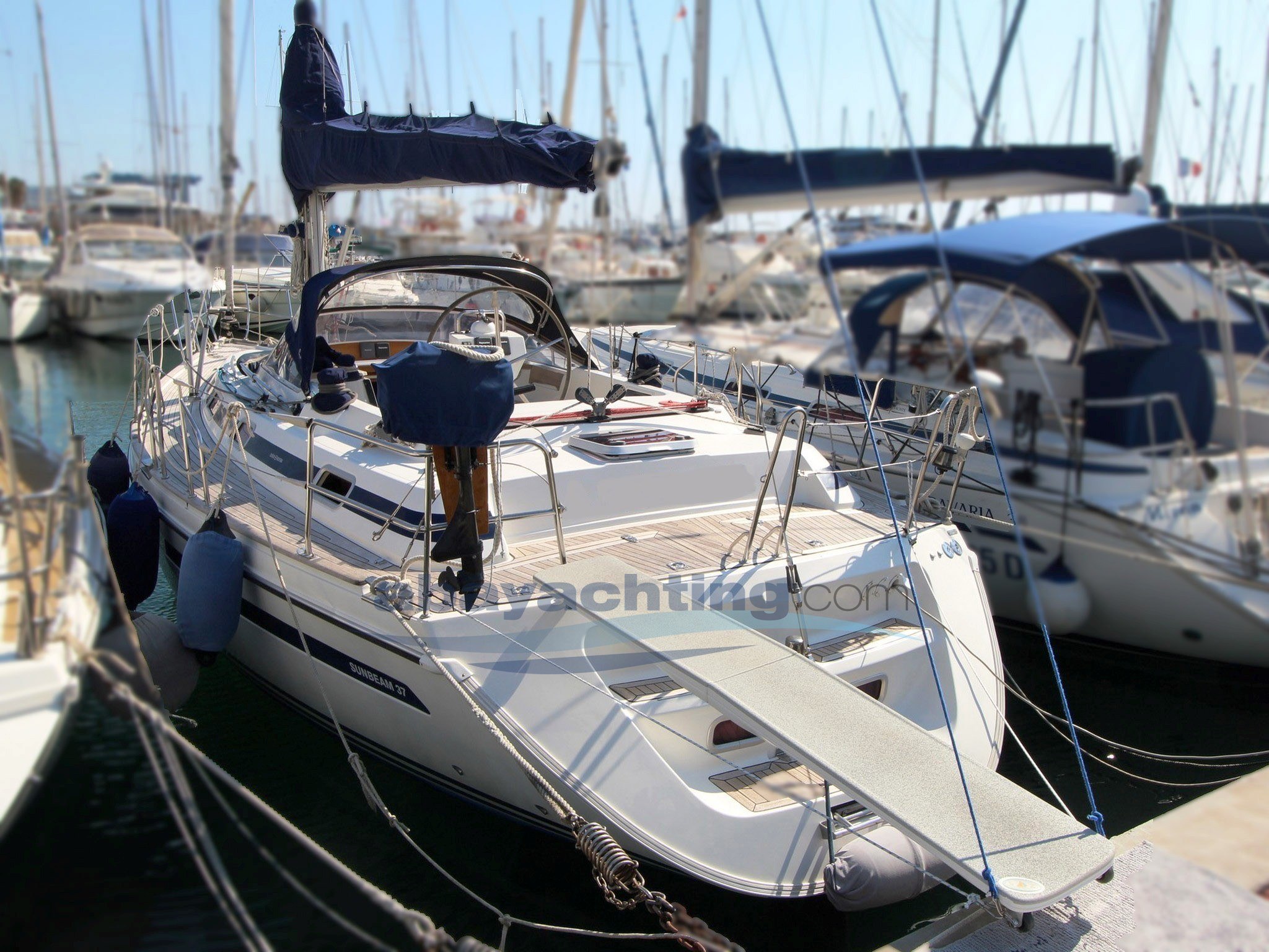 Abayachting Sunbeam 37 3
