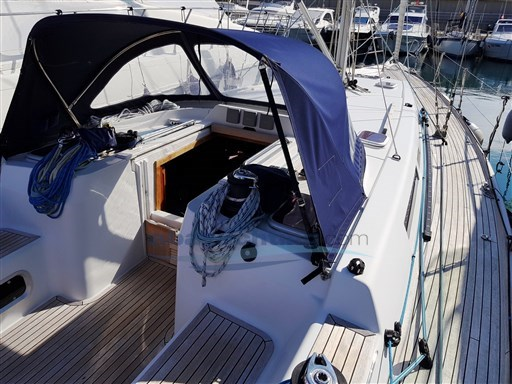 Abayachting Cantiere del Pardo Grand Soleil 43 B&C 4