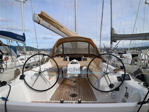 Abayachting Dufour 350 usata-second-hand 3