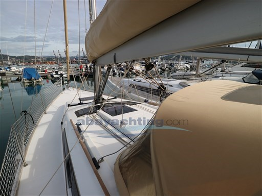 Abayachting Dufour 350 usata-second-hand 9