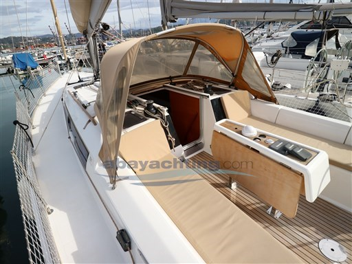 Abayachting Dufour 350 usata-second-hand 4