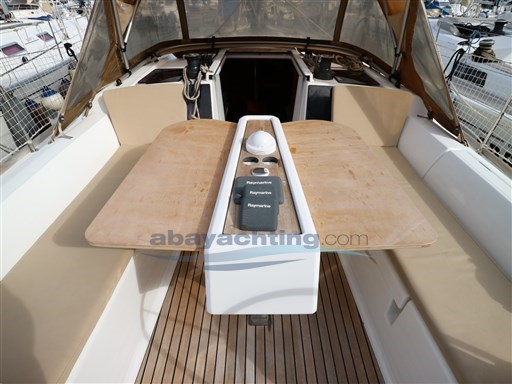 Abayachting Dufour 350 usata-second-hand 6
